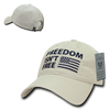 Freedom Isn't Free Relaxed Graphic Caps
