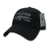 I Plead 2nd Relaxed Graphic Caps