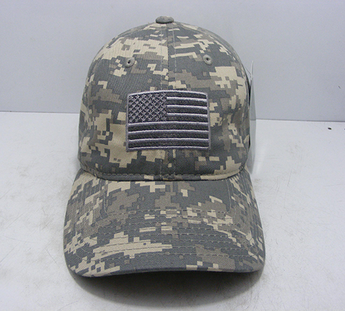Tonal Flag Caps