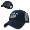 USA Flag Relaxed Trucker USA Caps