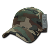 USA Structured Rubber Flag Caps