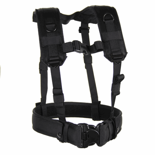 BLACKHAWK! Load Bearing Suspenders & Military Gear Harness - OD Green