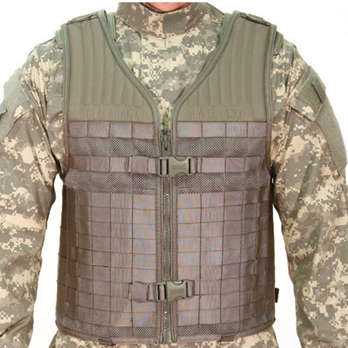 BLACKHAWK! S.T.R.I.K.E. Elite Vest - Black