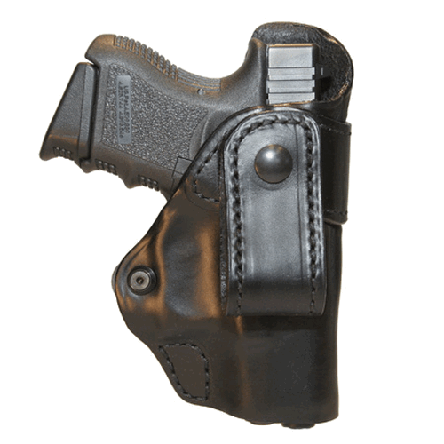 BLACKHAWK! Leather INSIDE-THE-PANTS Holster - 4