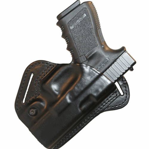 BLACKHAWK! Leather Check-Six Holster - 5