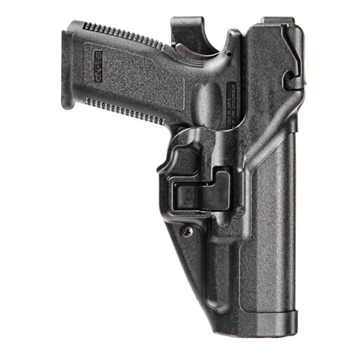 BLACKHAWK! Level 3 Tactical Serpa Holster - Black