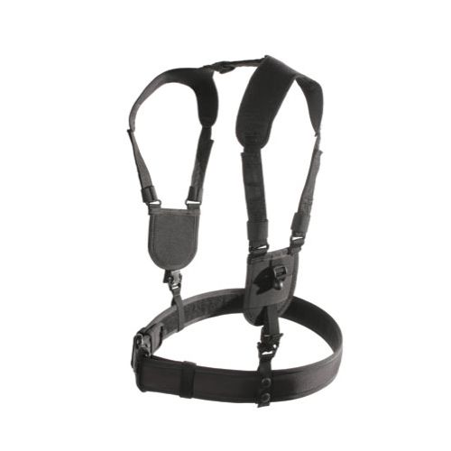 BLACKHAWK! Ergonomic Duty Belt Harness - Large/X-Large