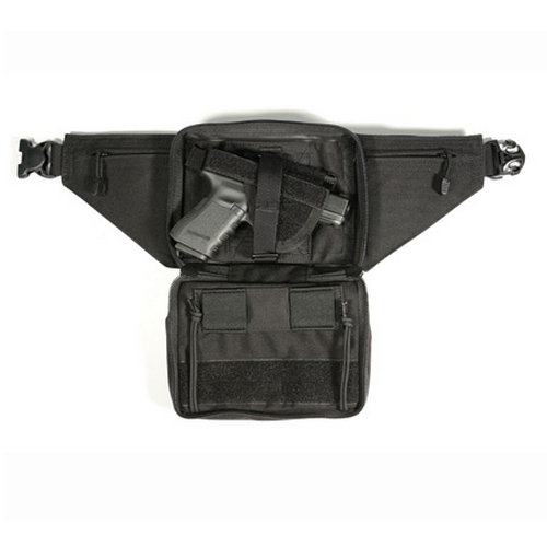 BLACKHAWK! Urban Carry Fanny Pack Gun Holster - 5