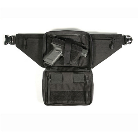 BLACKHAWK! Urban Carry Fanny Pack Gun Holster - 6