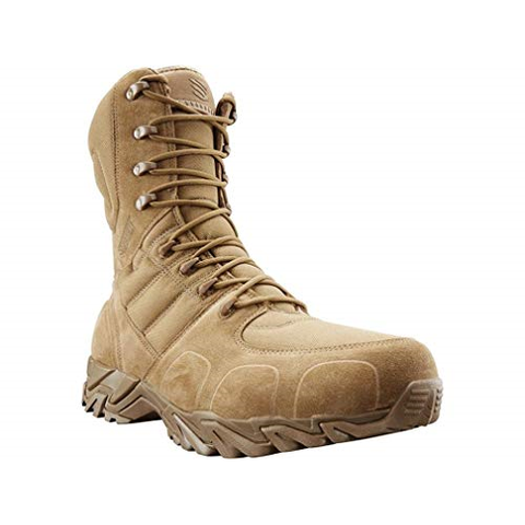 BLACKHAWK! Lightweight Nylon Street Side Zip - Coyote Tan