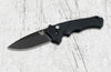 Benchmade Rukus II Aut Drop Pt - Black
