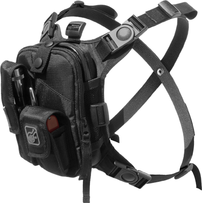 Hazard 4 - Covert Escape RG Flashlight/Cycling/Camera Chest Pack