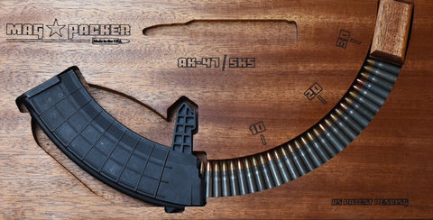 Magpacker AK-47 / SKS Speed Loader