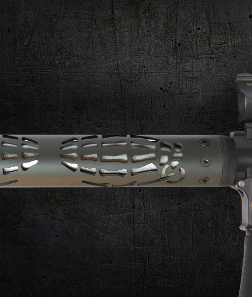 Unique-ARs Hand Grenade Hand Guard