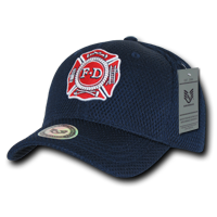 U.S. Fire Department Air Mesh Public Safty Caps