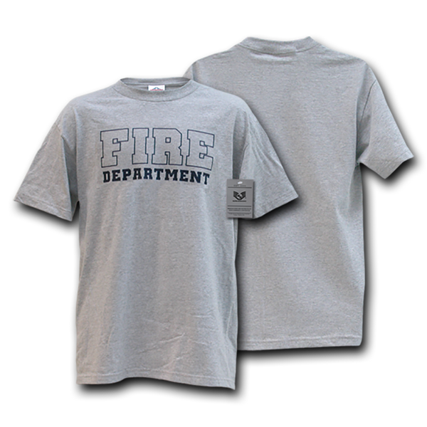 Fire Department Law Enforcement Training T-Shirts
