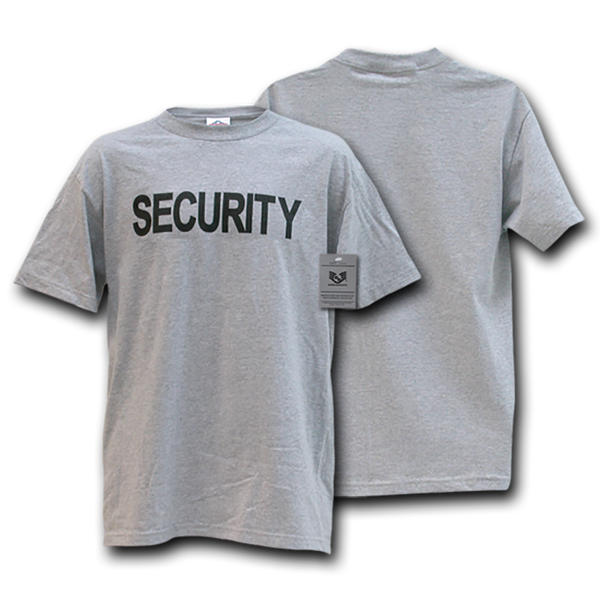 SecurityLaw Enforcement Training T-Shirts