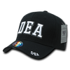 U.S. DEA DeLuxe Law Enf. Caps