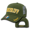 U.S. Sheriff DeLuxe Law Enf. Caps