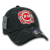 U.S. Fire Department Shadow Law Enf. Caps