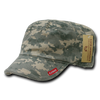 Military Clothing Adjustable Patrol Cap Universal Digital