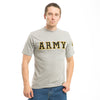 Army Applique Text Military T-Shirts
