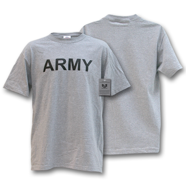 Army Military Training T-Shirts