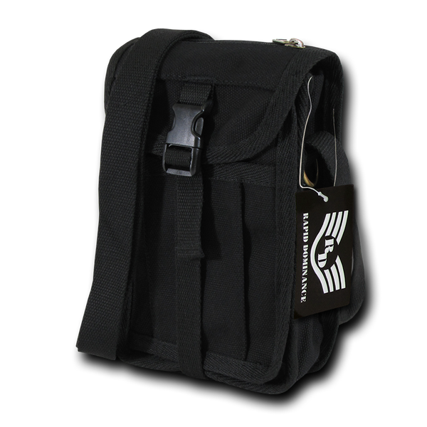 Travel Portfolio Bag Black
