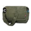 Classic Military Messenger Bags Olive