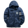 U.S. Air Force Solid Military/ Law Windbreaker
