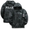 Police Solid Military/ Law Windbreaker
