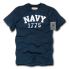 Navy 1775Applique Military T-Shirts