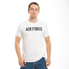 Air Force Felt Applique Military T-Shirts