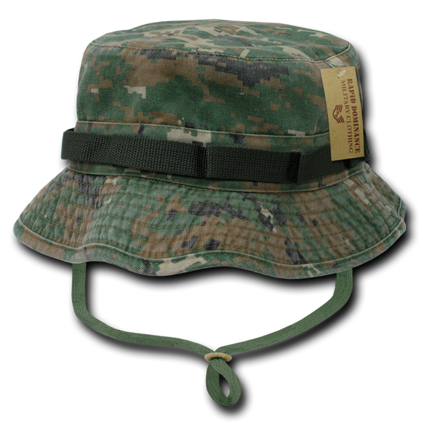 Military Clothing Military Boonie Hats Woodland Digital