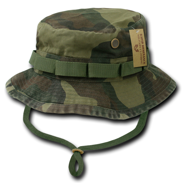 Military Clothing Military Boonie Hats Woodland