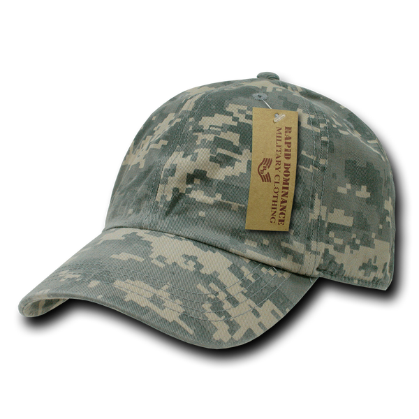 Military Clothing Relaxed Cotton Caps