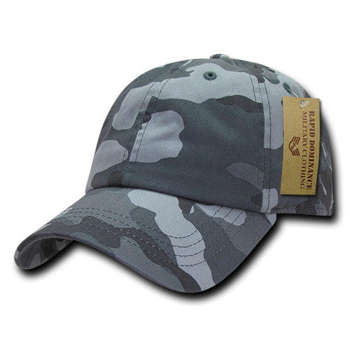 Military Clothing Camo Polo Caps