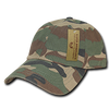Camo Polo Caps, Urban Camo