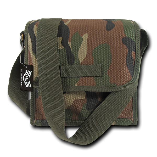 Camo Field Bag Woodland