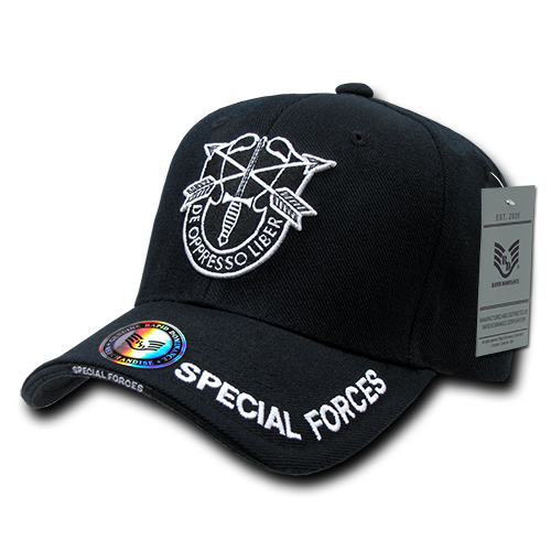 Special Arrow Forces DeLuxe Milit. Caps