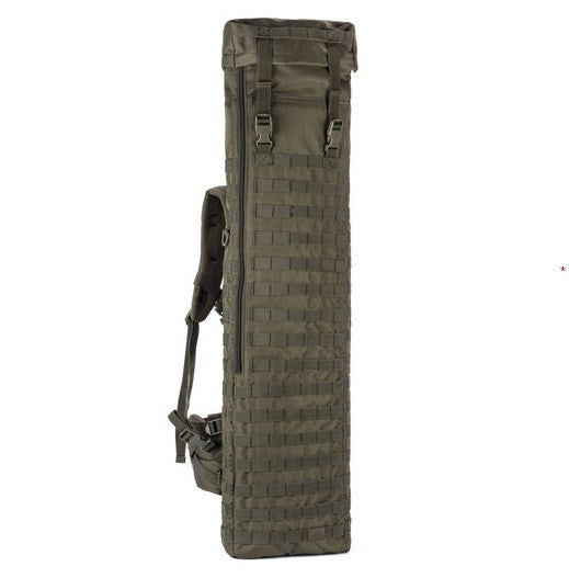 Red Rock Outdoor Deluxe Rifle Backpack OD Green