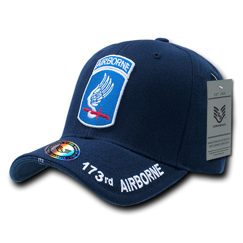 U.S. 173rd Airborne The Legend Milit Caps