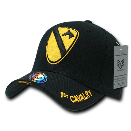 U.S. 1st. Cavalry The Legend Milit Caps