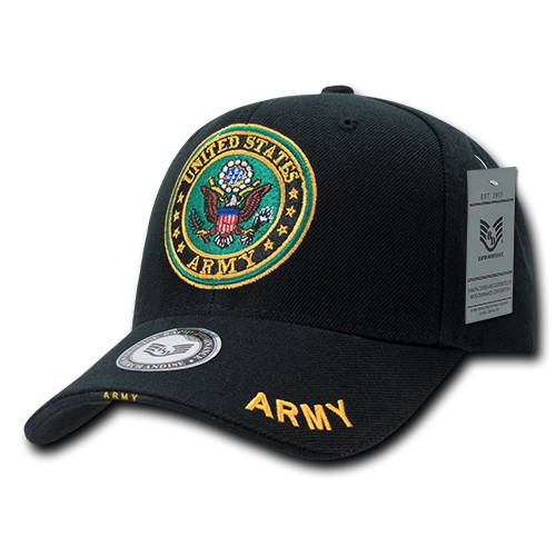 U.S. Army Logo The Legend Military Caps