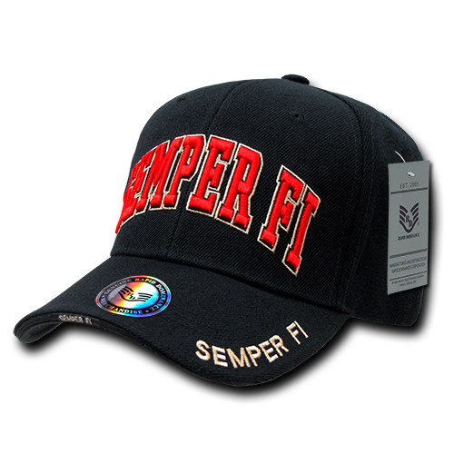U.S. Semper Fi The Legend Military Caps