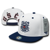 "U.S. Coast Guard ""Jumbo Back"" Military Caps"