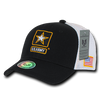 U.S. Army Deluxe Mesh Military Caps
