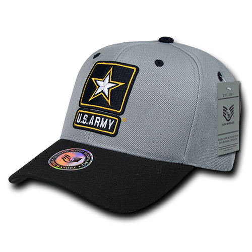 U.S. Army Workout Branch Caps