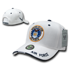 U.S. Air Force White Military Caps
