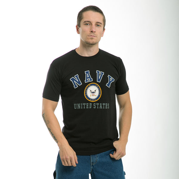 U.S. Navy 30 Single Military Graphic Tee